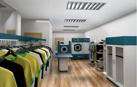 洗衣店配套蒸汽发生器