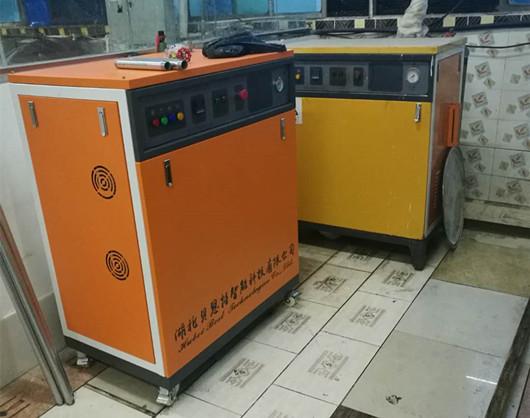 高温灭菌蒸汽发生器配套使用