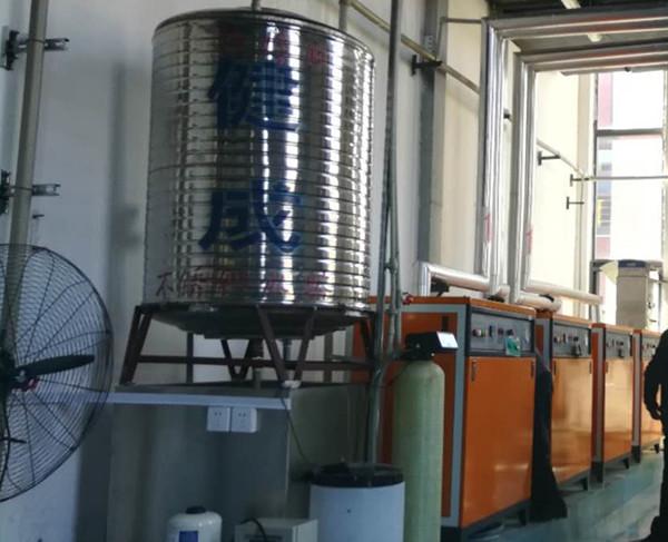 生物制药蒸汽发生器使用现场