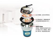 蒸汽海鲜烹饪原理