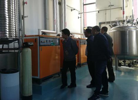 反应釜配套用蒸汽发生器