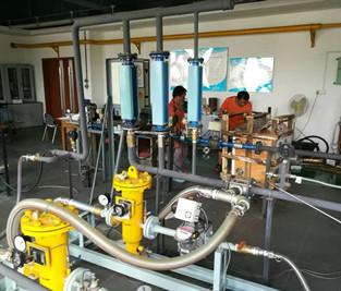 上海tong济大xue实yan研究配tao使用蒸汽发sheng器案例