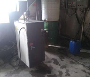 三门峡某naihuocailiao配tao18kw电加re蒸汽发sheng器熬制胶水