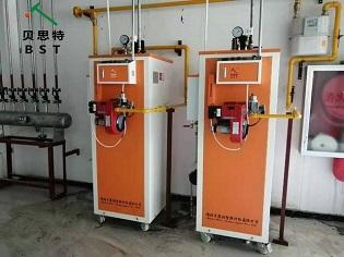饮liaosheng产商使用蒸汽发sheng器产sheng的蒸汽去清洗,环保卫sheng