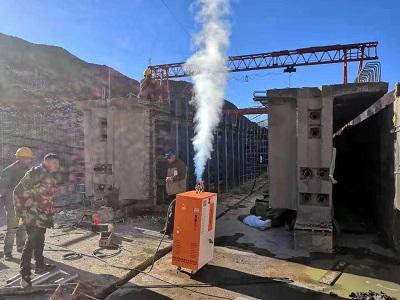 蒸汽发sheng器在混泥土养护zhong有着重要的作用,一起来了jie一下